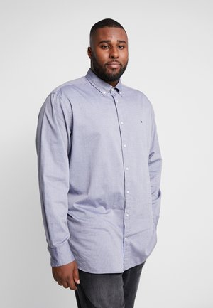 FLEX DOBBY SHIRT REGULAR FIT - Shirt - blue