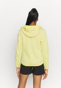 Icepeak - ADRIAN - Fleece jacket - yellow - 2