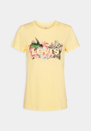 THE PERFECT TEE - T-shirt print - batwing fill hummingbird golden haze