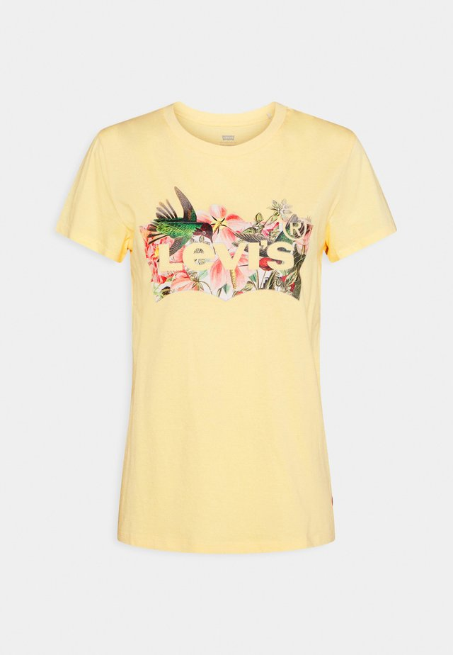 THE PERFECT TEE - Print T-shirt - batwing fill hummingbird golden haze