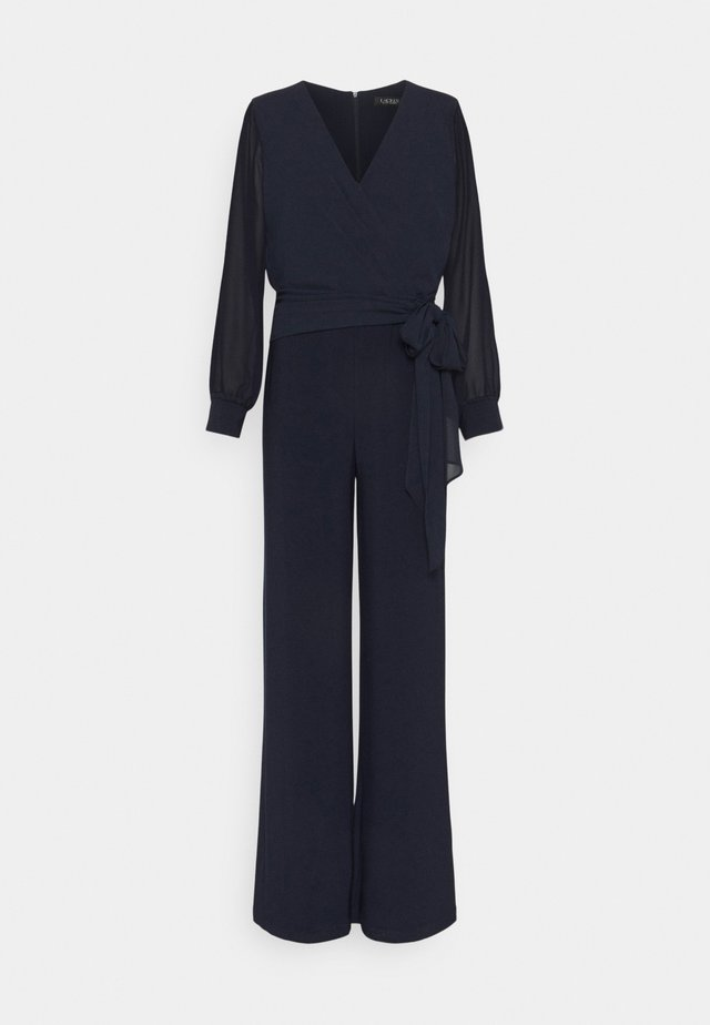 MID WEIGHT DRESS COMBO - Jumpsuit - lighthouse navy