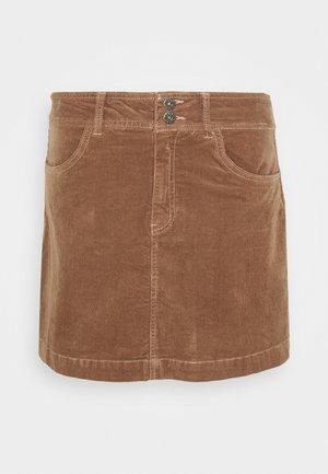 JDYERA LIFE SHORT SKIRT - A-line skirt - portabella