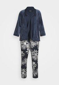 Etam - SINO - Pyjamas - marine - 6