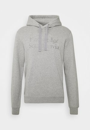 SCANDINAVIA HOODIE  - Sweat à capuche - grey