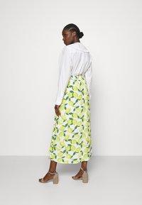 Fabienne Chapot - CORA SKIRT - Wrap skirt - yellow - 2