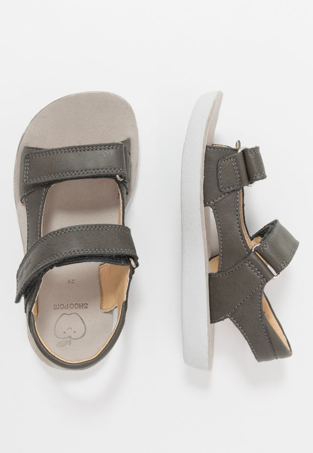 GOA SCRATCH - Riemensandalette - grey