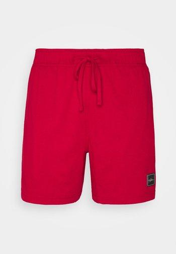 LOUNGE BOTTOM - Pyjama bottoms - red