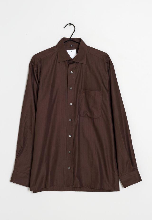 Camicia elegante - brown