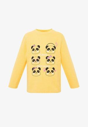 Sweatshirts - yellow