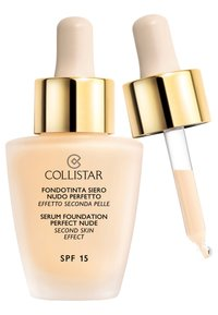 Collistar - SERUM FOUNDATION PERFECT NUDE - Foundation - n.1 yvory - 0
