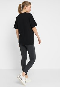 Cotton On Body - MATERNITY CORE - Legging - charcoal marle - 2