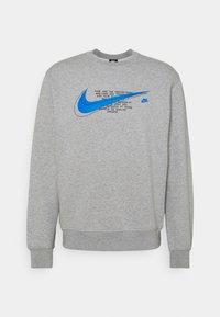 COURT CREW - Sweatshirt - grey heather