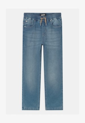 AUGUSTINO - Slim fit jeans - soft denim blue