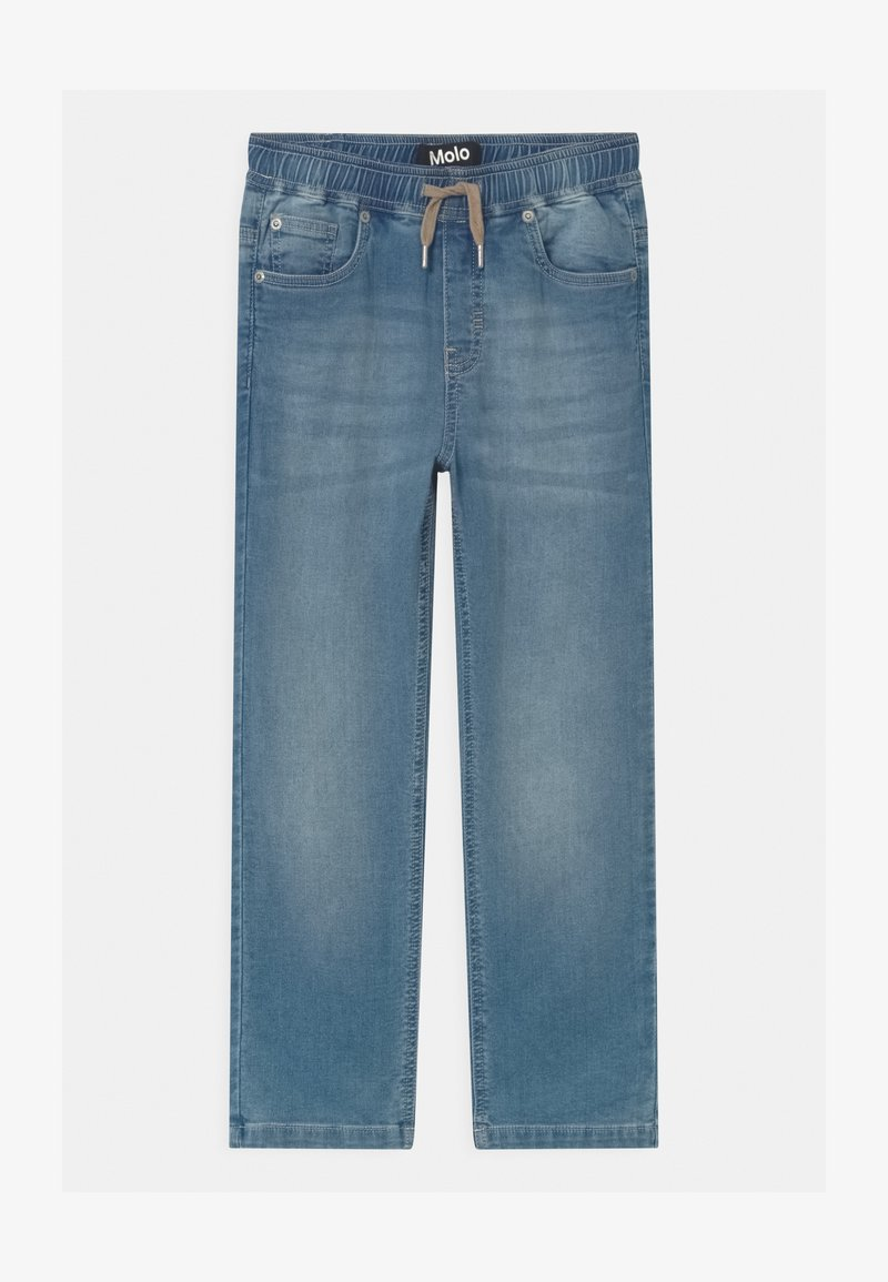 Molo - AUGUSTINO - Slim fit jeans - soft denim blue