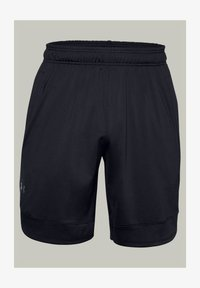 Under Armour - TRAIN STRETCH - Korte broeken - black