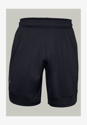 TRAIN STRETCH - Sports shorts - black