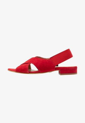 Sandals - lipstick