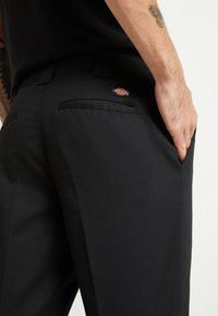 Dickies - 872 SLIM FIT WORK PANT  - Chino - black - 3