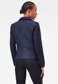 G-Star - SLIM - Light jacket - naval blue - 1