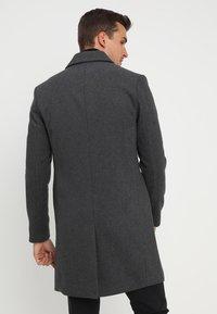 Pier One - Zimní kabát - mottled grey - 2