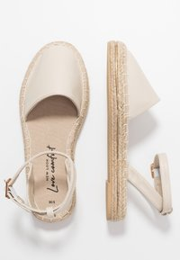 New Look - MOGUE - Espadrilky - offwhite - 3