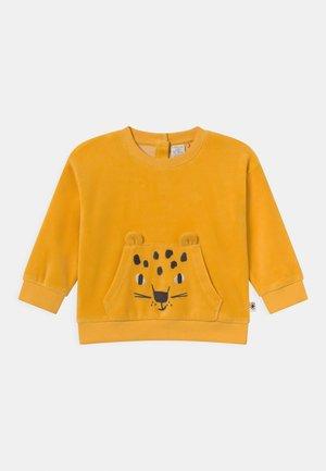 FACE UNISEX - Sweatshirt - dark dusty yellow