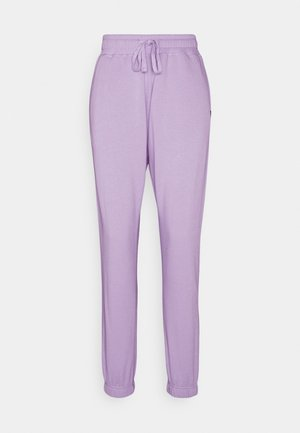 LIFESTYLE GYM TRACK PANTS - Träningsbyxor - chalky lavender