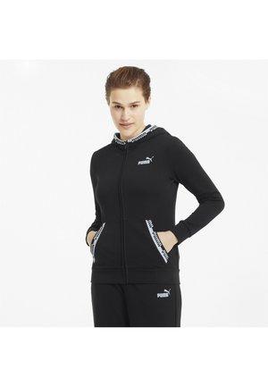 Zip-up hoodie - puma black