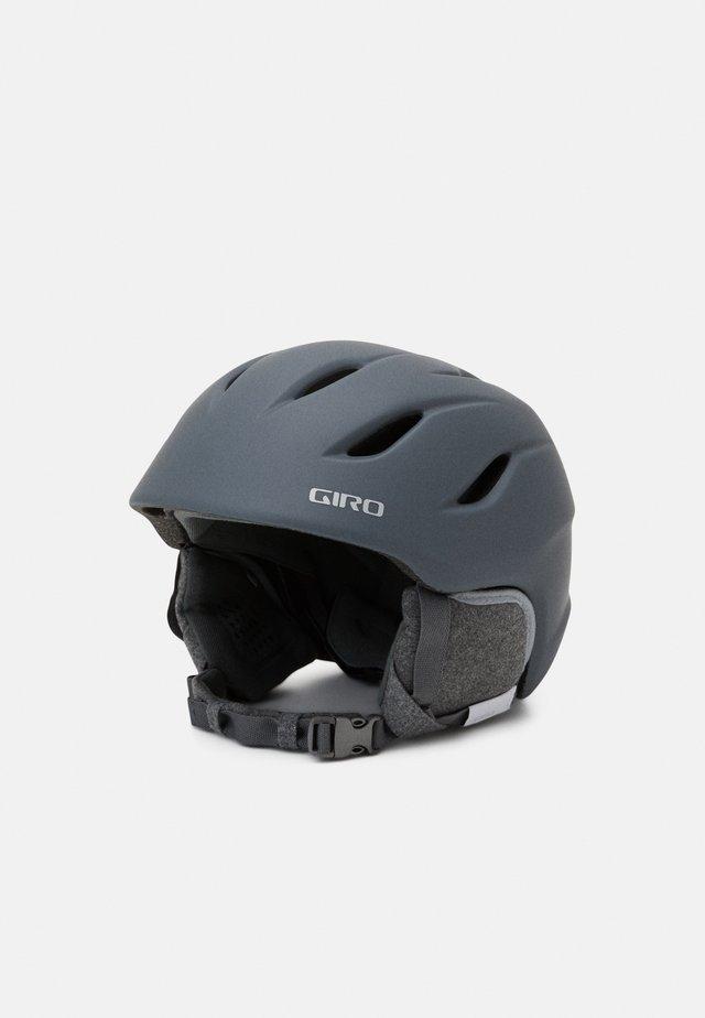 ERA - Helm - matte charcoal