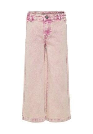 KONLISA  - Relaxed fit jeans - rose smoke