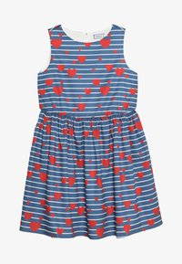 Friboo - Day dress - blue - 2