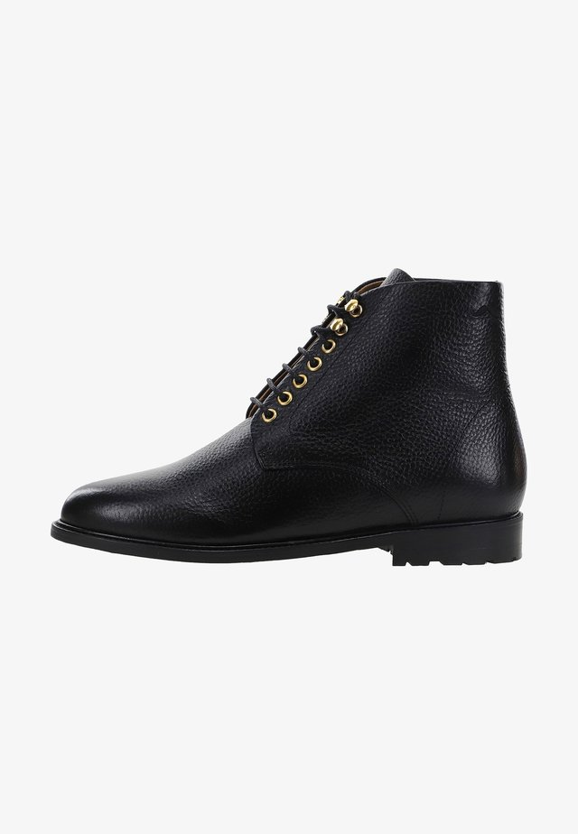 LUCIENNE - ANKLE BOOTS - Veterboots - black