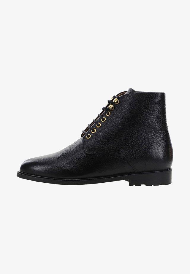 LUCIENNE - ANKLE BOOTS - Bottines à lacets - black