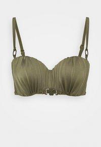 DORINA - KALAMA - Bikini top - green - 0