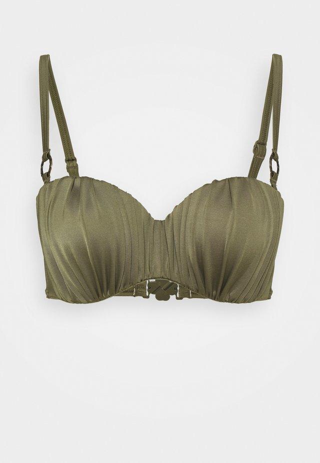 KALAMA - Bikinitop - green