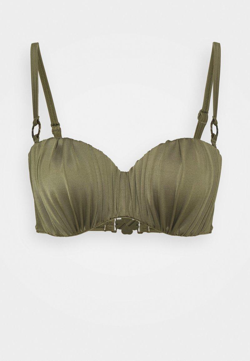 DORINA - KALAMA - Bikini top - green