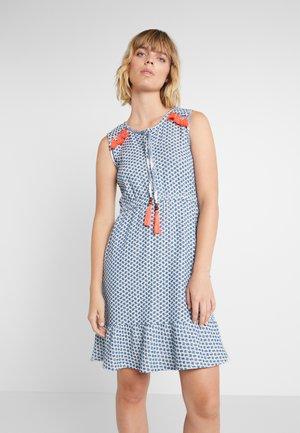 ADELE DRESS - Day dress - blue