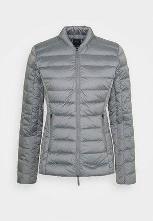 GIACCA PIUMINO LIGHT WEIGHT - Down jacket - heather grey