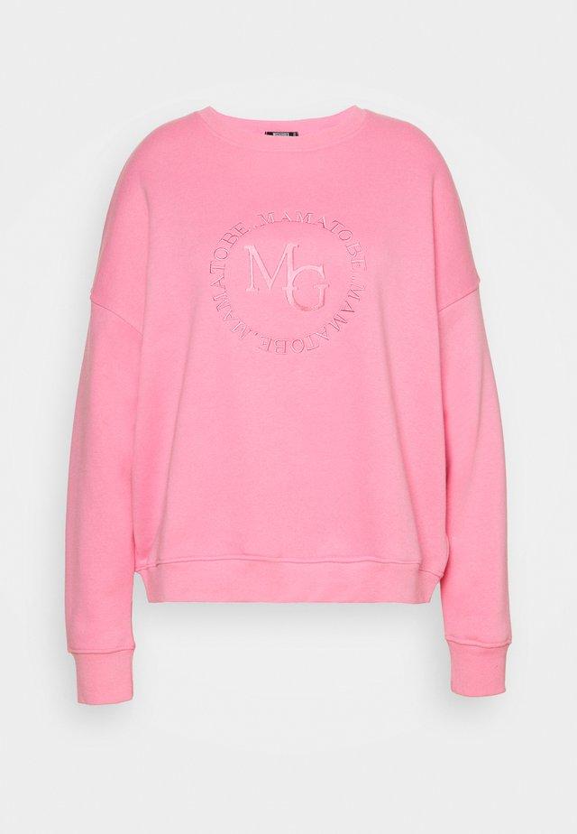 DEEP  - Sweater - pink