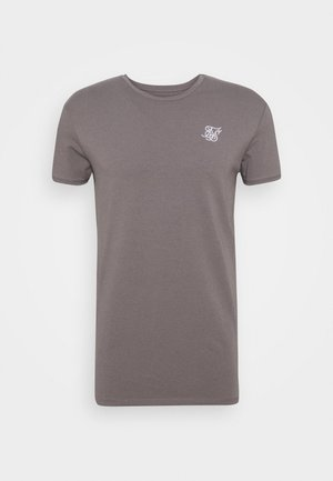 GYM TEE - Basic T-shirt - grey