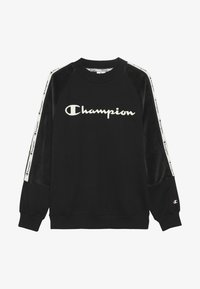Champion - BRAND REVOLUTION CREWNECK - Collegepaita - black - 3