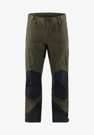 RUGGED MOUNTAIN PANT - Friluftsbyxor - green