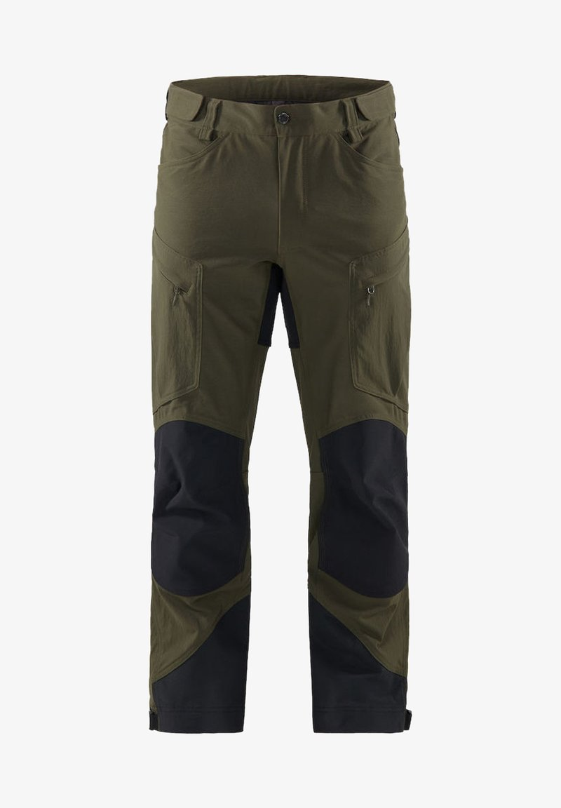 Haglöfs - RUGGED MOUNTAIN PANT - Outdoor trousers - green