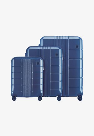 TRAIL STYLE 2 SET - Luggage set - marineblau
