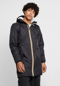 K-Way - UNISEX LE VRAI EIFFEL ORSETTO - Winter coat - black - 0