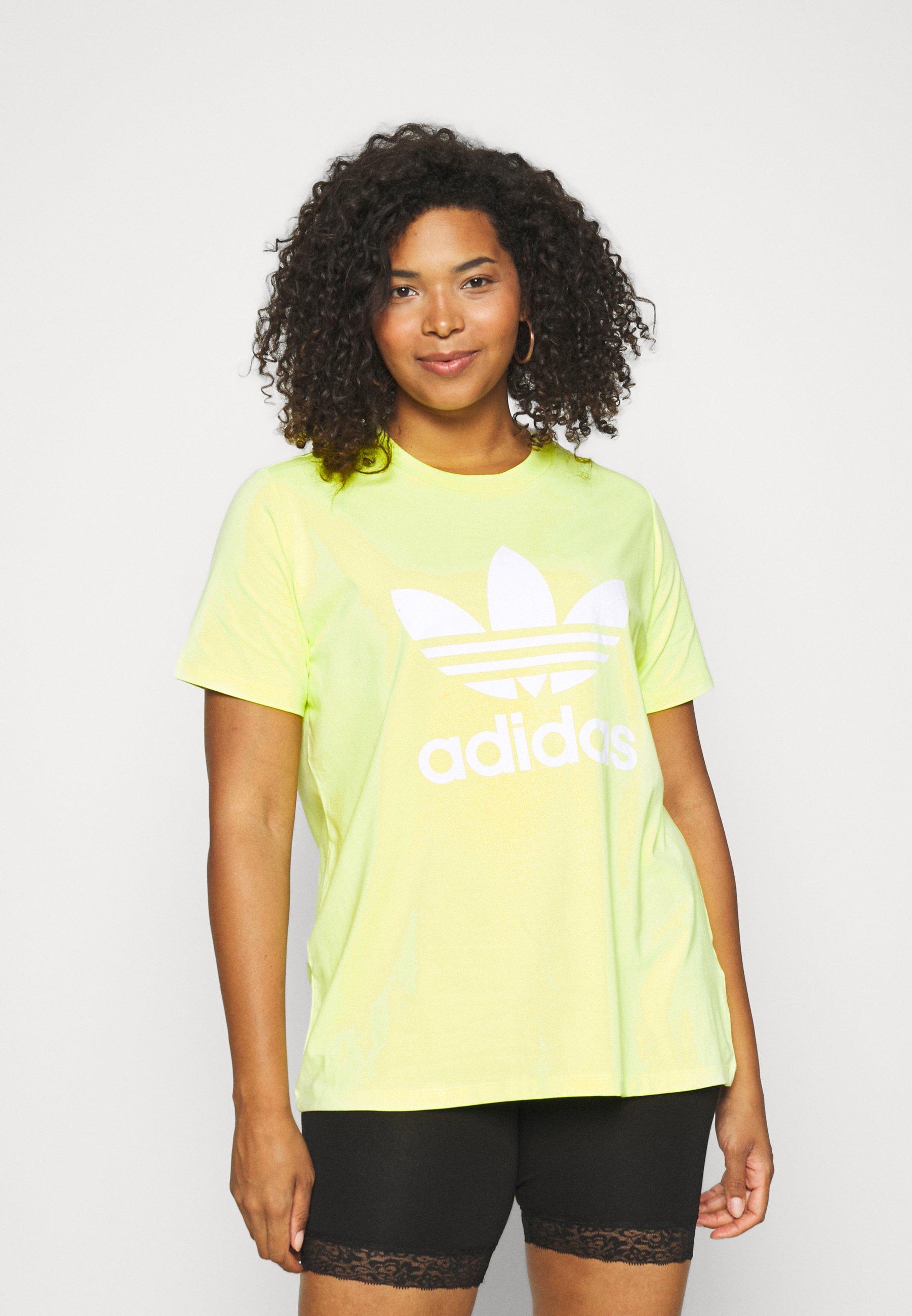 Damen TREFOIL TEE - T-Shirt print
