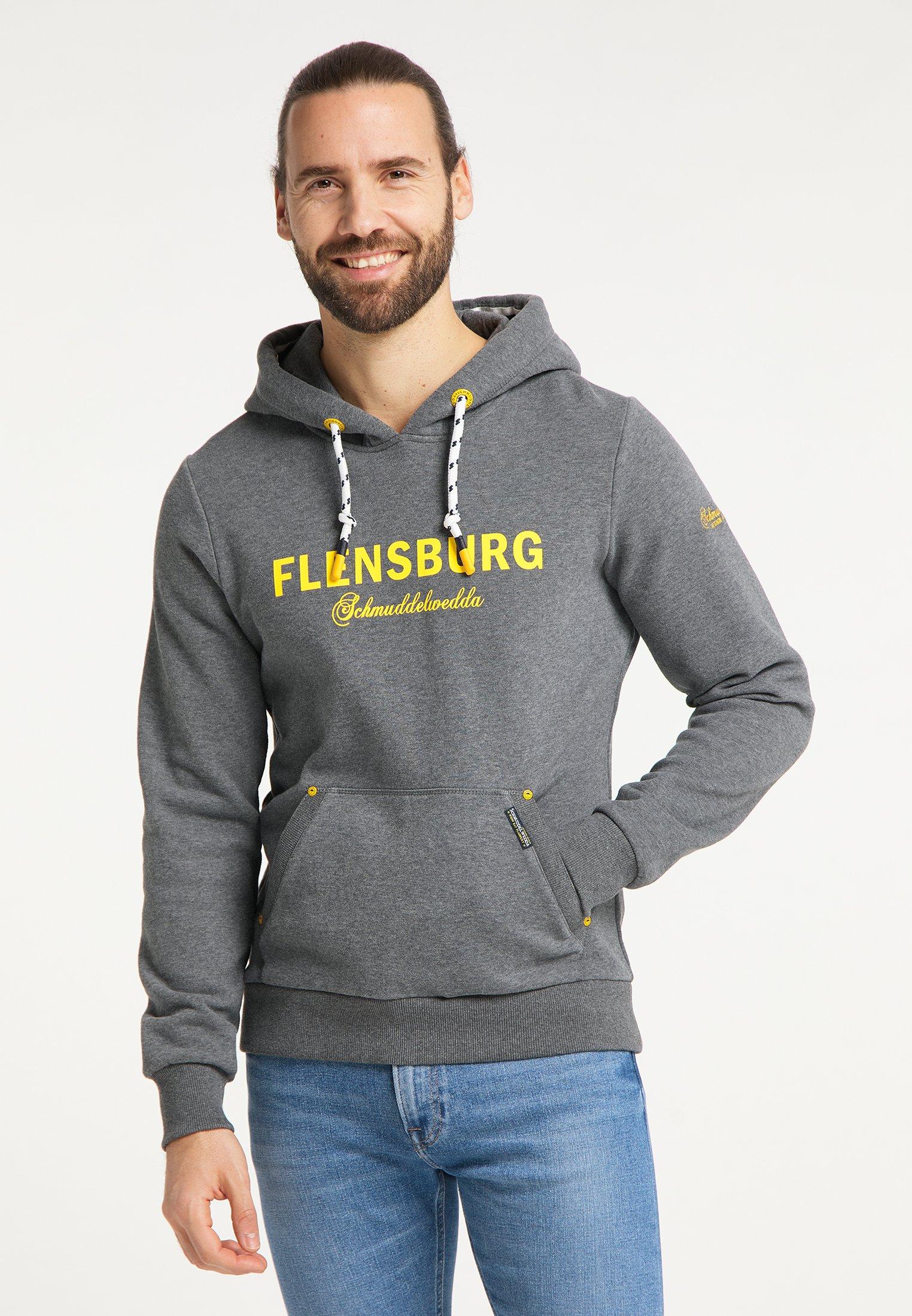 Homme FLENSBURG - Sweat à capuche