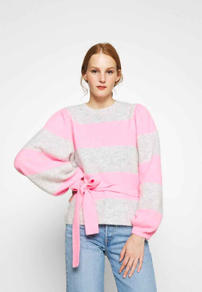 Stella Nova - AYLA - Jumper - neon pink
