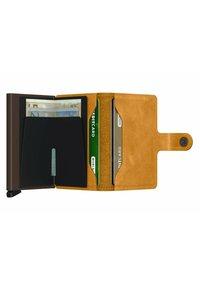 Secrid - Wallet - vintage ochre - 1