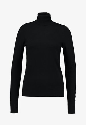 MILASZ ROLLNECK - Jumper - black